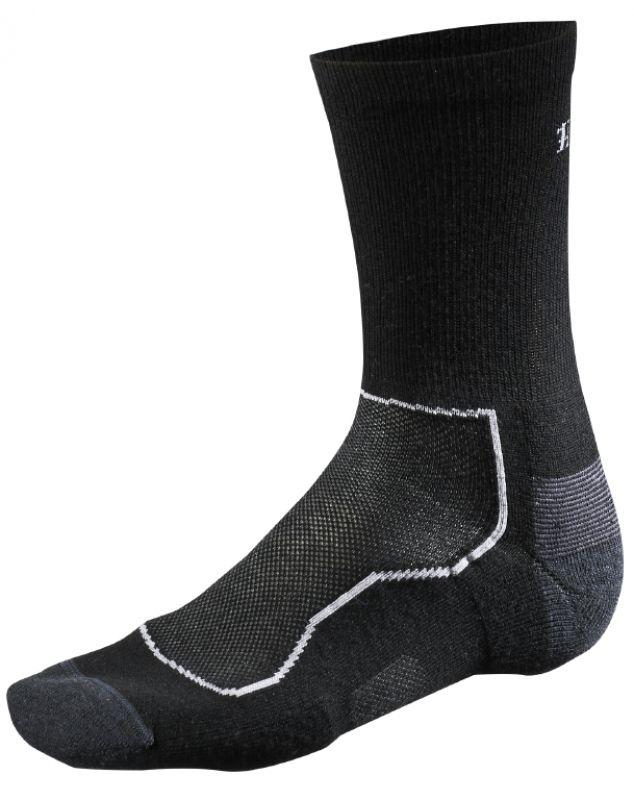 All Year crew sock - Black