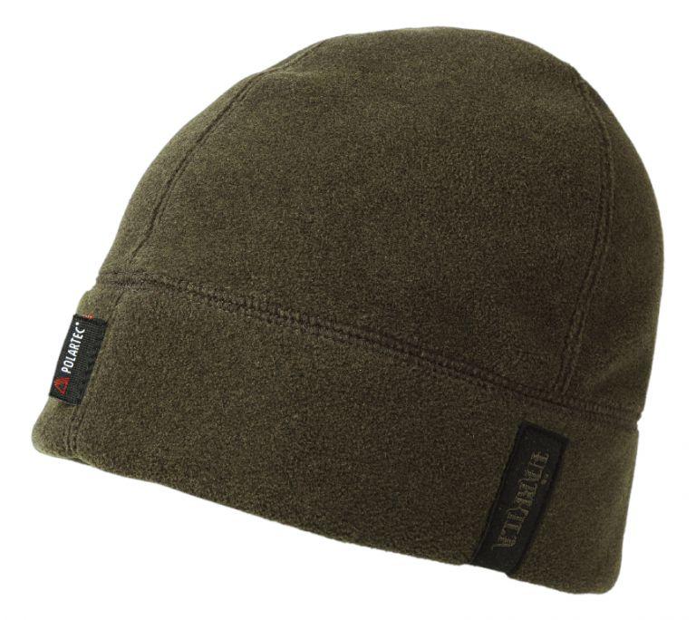 Fennek fleece beanie hat - Willow Green