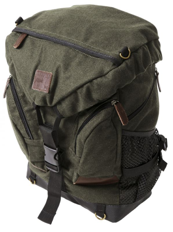 Abisko rucksack chair - Green - 25 L