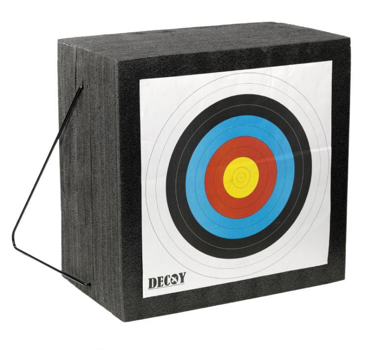 Shooting target - 50 X 50 X 30 Cm - Foam Block