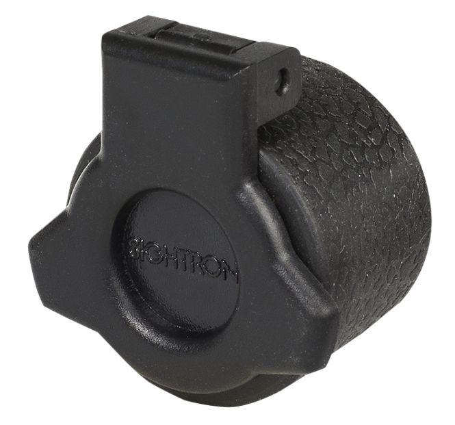 Lens cover - ø26 Mm - Black