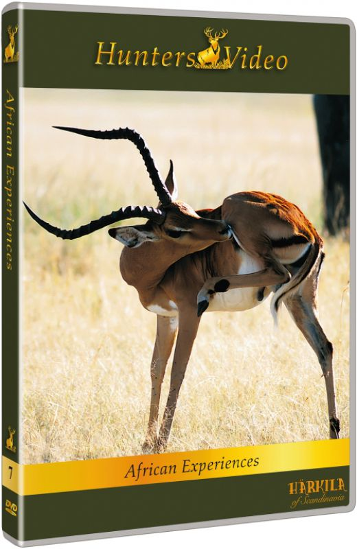 DVD - African Experiences - DVD Multi Language