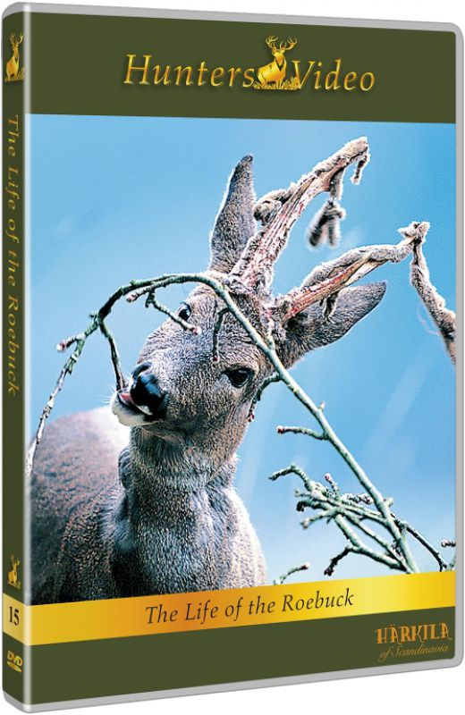 DVD - The Life Of The Roebuck - DVD Multi Language