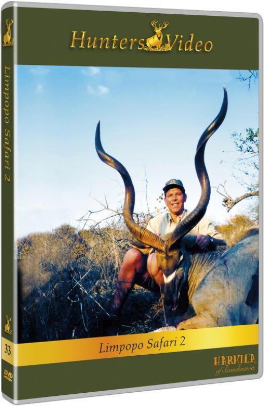 DVD - Limpopo Safari II - DVD Multi Language