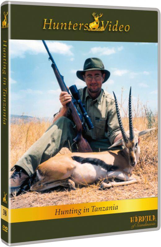 DVD - Hunting In Tanzania - DVD Multi Language