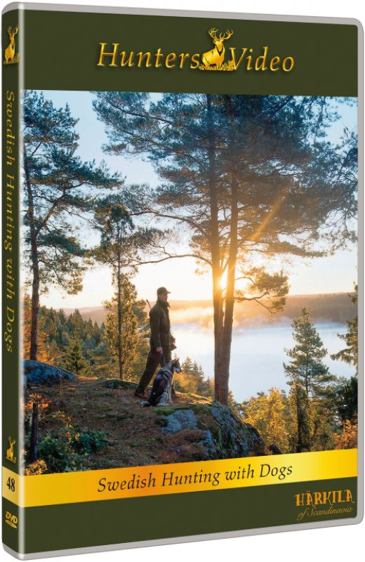 DVD - Hunting In Sweden - DVD Multi Language