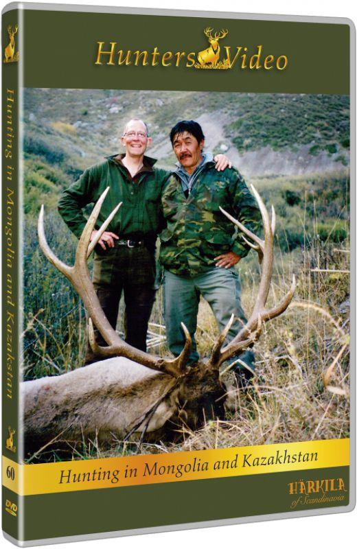 DVD - Hunting In Kazakhstan And Mongolia - DVD Multi Language