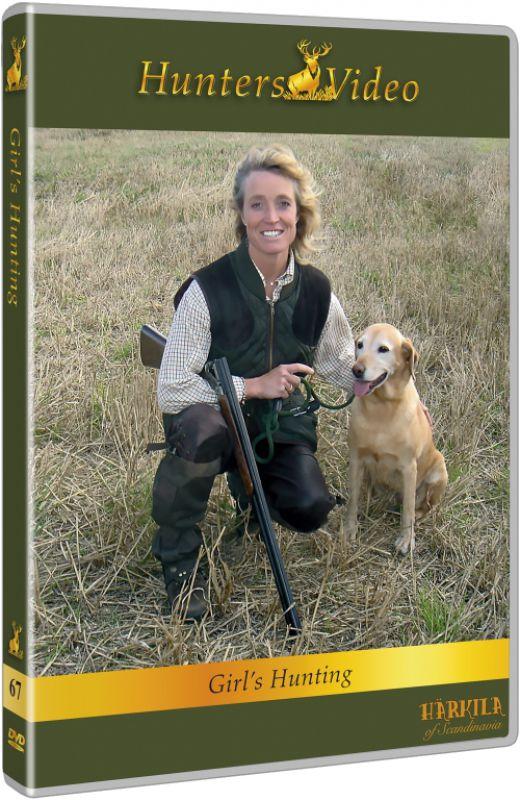 DVD - Girls On Hunting - DVD Multi Language