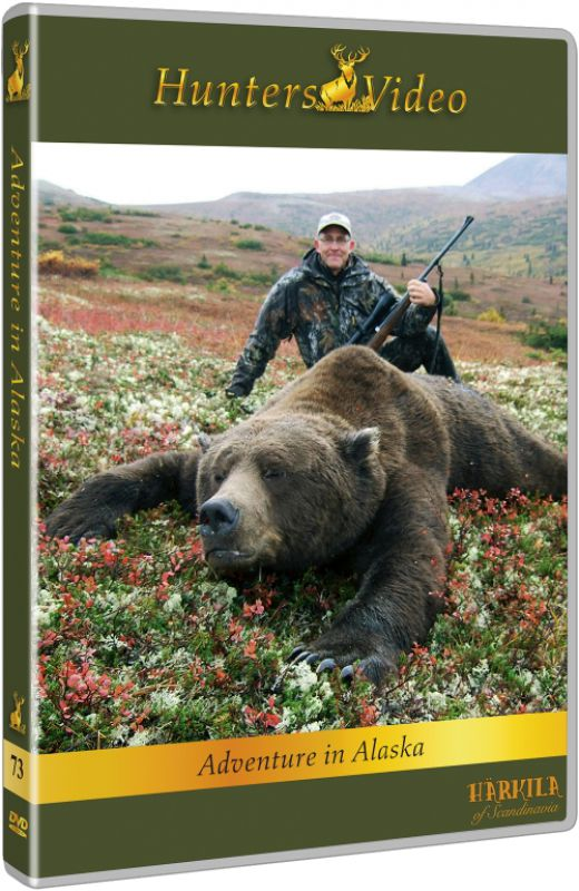 DVD - Adventure In Alaska - DVD Multi Language