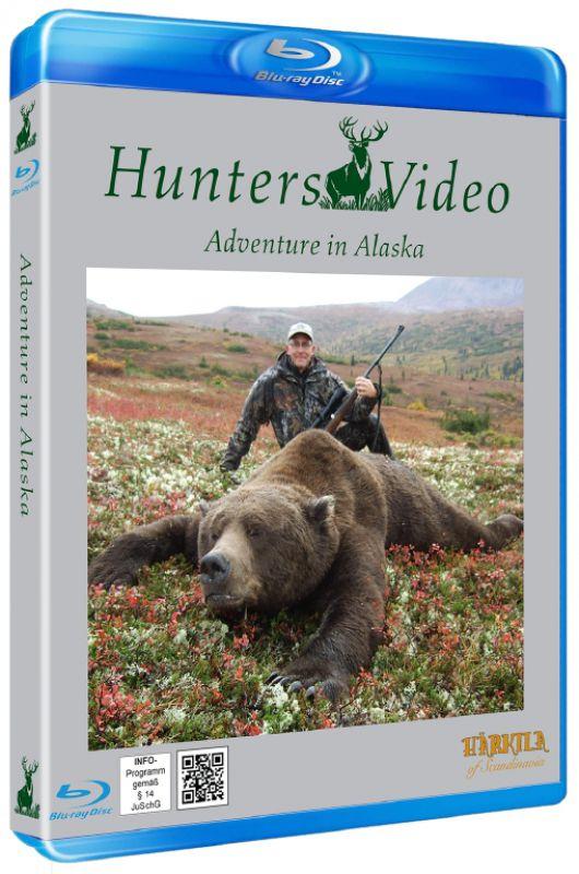 DVD - Adventure In Alaska - Blu-Ray Multi Language