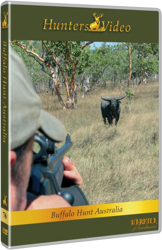 DVD - Buffalo Hunt Australia - DVD Multi Language
