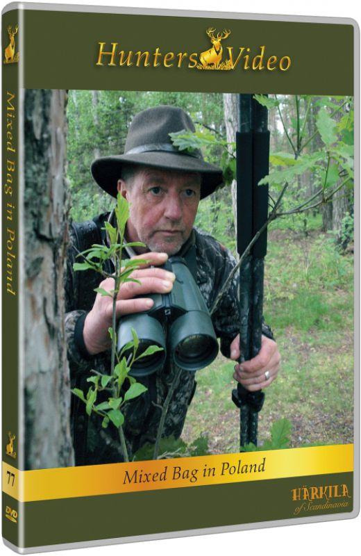 DVD - Mixed Bag In Poland - DVD Multi Language