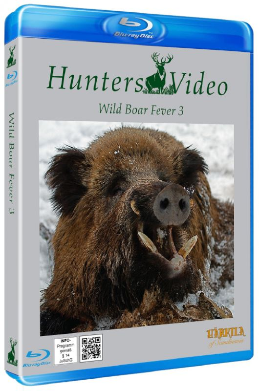 DVD - Wild Boar Fever 3 - Blu-Ray Multi Language
