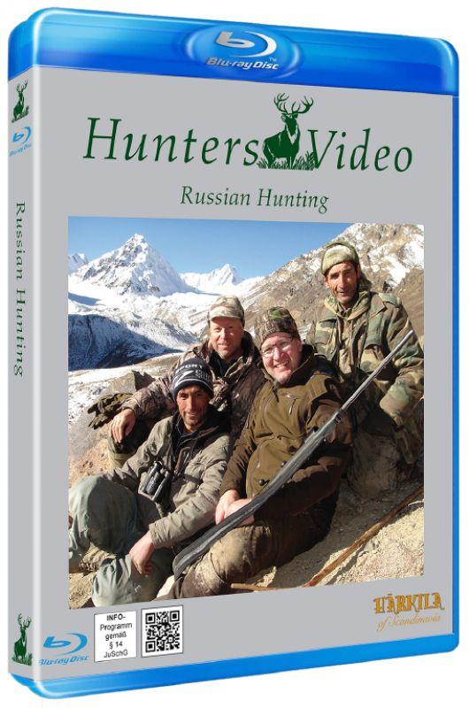 DVD - Russian Hunting - Blu-Ray Multi Language