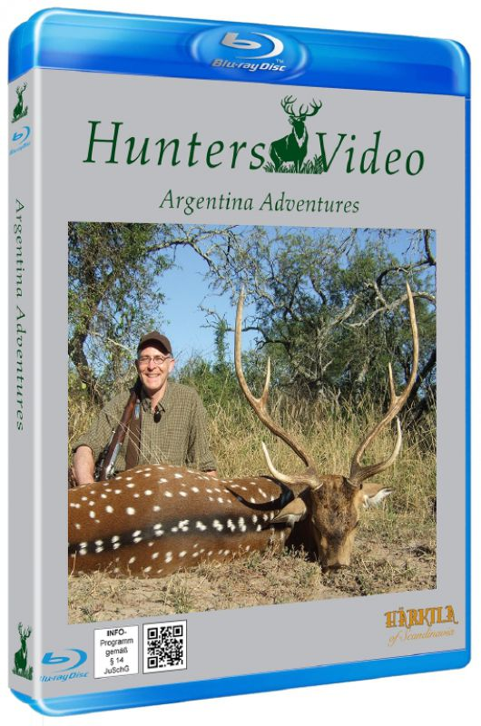 DVD - Argentina Adventures - Blu-Ray Multi Language