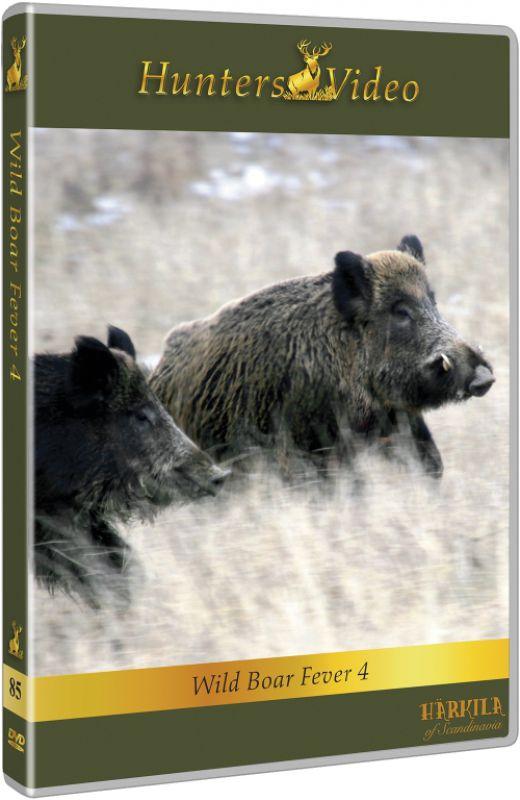 DVD - Wild Boar Fever 4 - DVD Multi Language