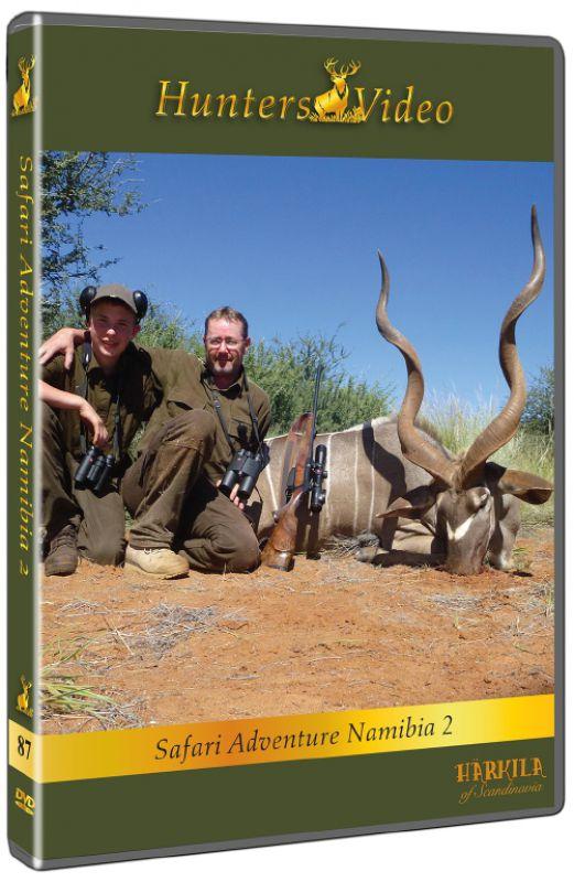 DVD - Safari Adventure Namibia 2 - DVD Multi Language