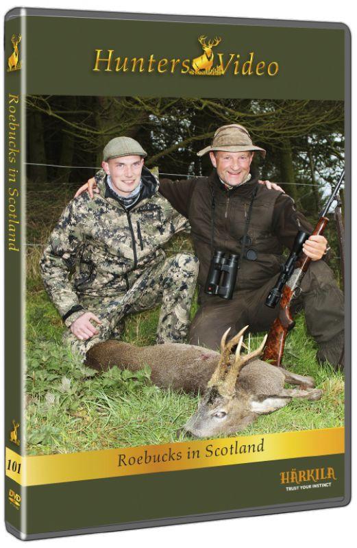 Hunting Films 2 - Roebucks In Scotland - DVD Multi Language