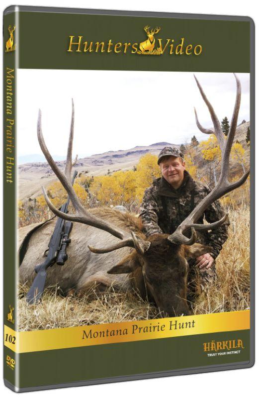 Hunting Films 2 - Montana Prairie Hunt - DVD Multi Language