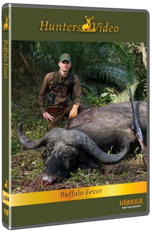 Hunting Films 2 - Buffalo Fever - DVD Multi Language