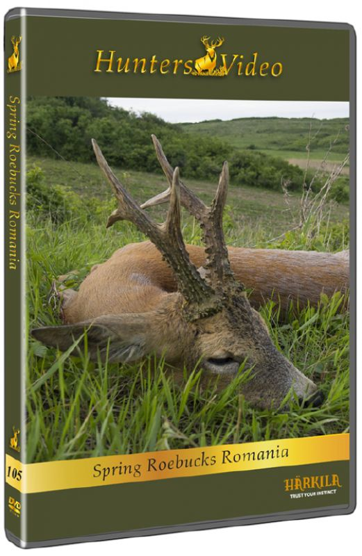Hunting Films 2 - Spring Roebucks In Romania - DVD Multi Language