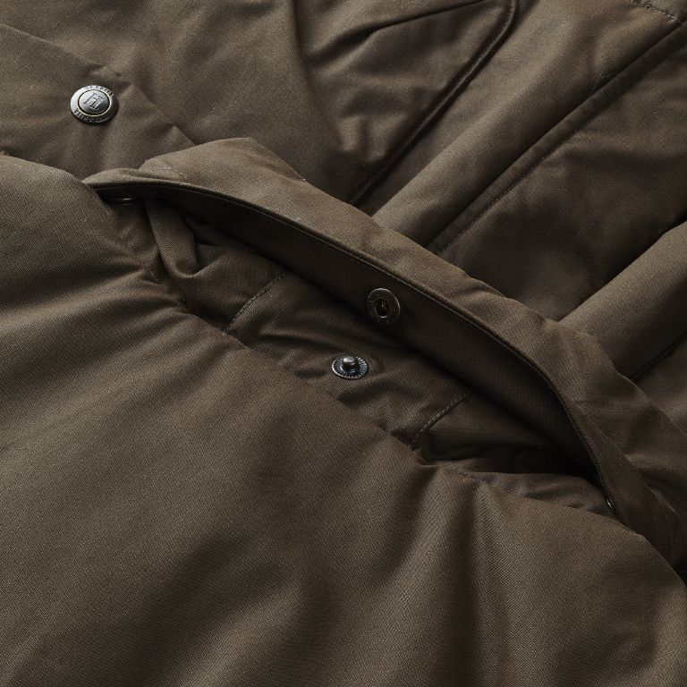 Dvalin insulated jacket - Hunting Green