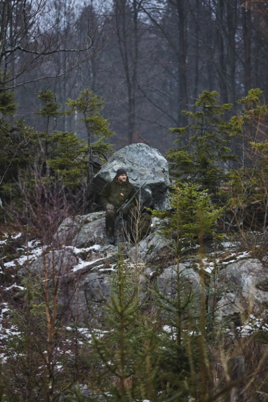 Metso insulated jacket - Hunting Green