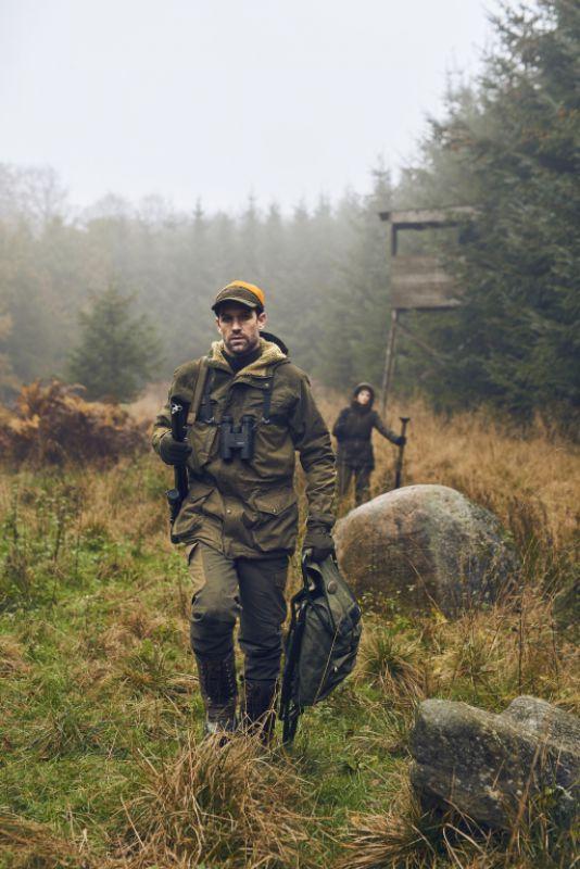Thurin jacket - Pine Green