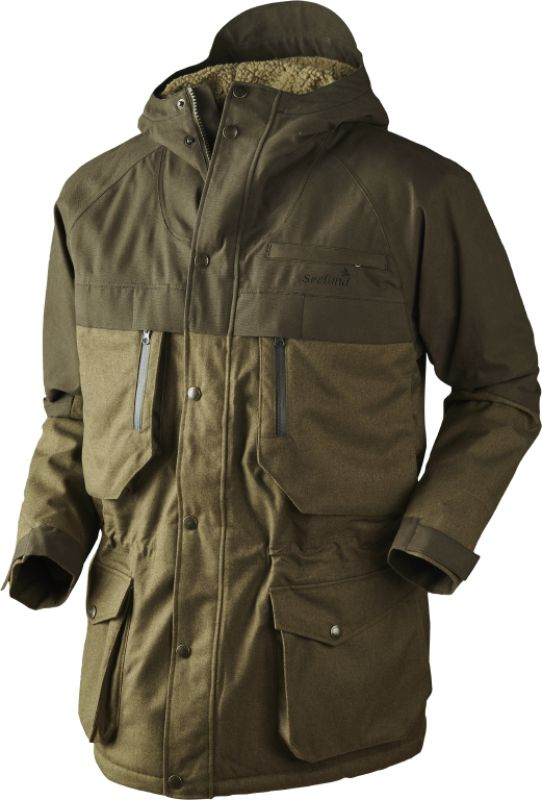 Thurin jacket - Pine Green
