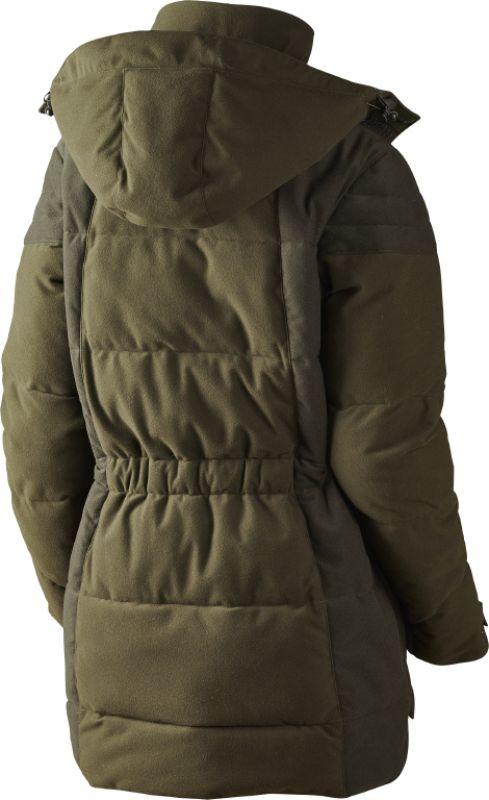 Polar Lady jacket - Pine Green