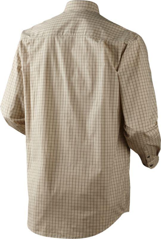 Nigel shirt - Bleached Check