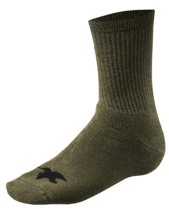 Etosha 5-pack sock - Dark Green