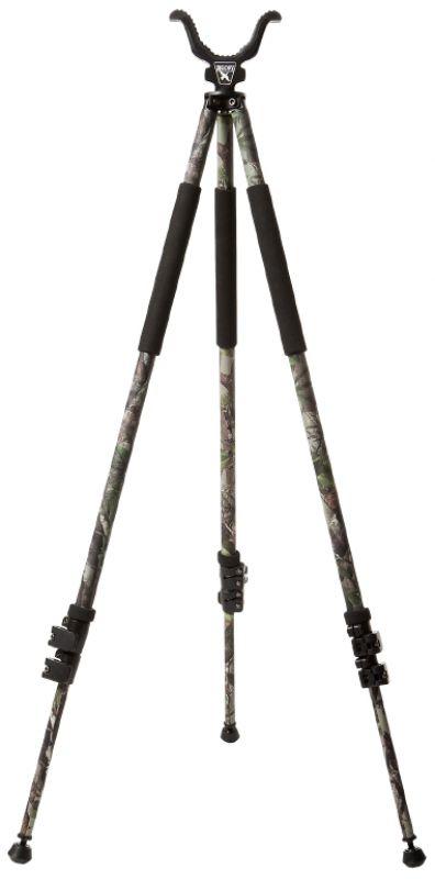 Shooting stick lux - 3 Legged - EraseXT™ Camo