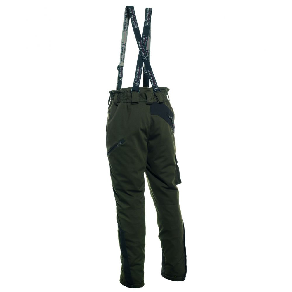 Muflon Trousers - Art green