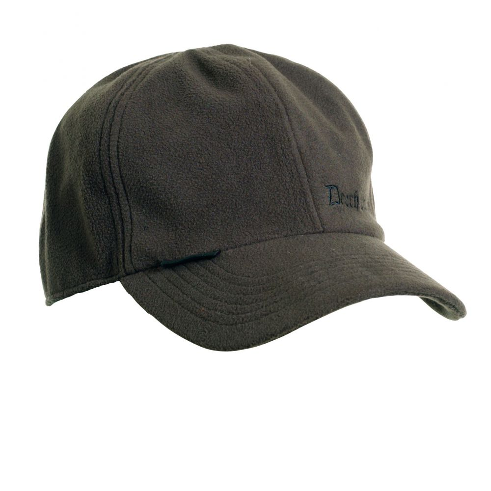 Cumberland Cap w. Neck Cover - Dark elm