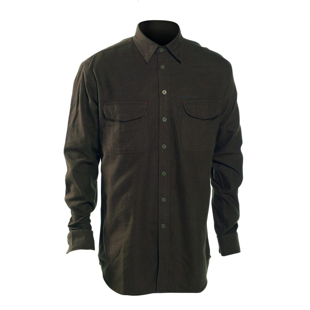Braden Shirt - Art green