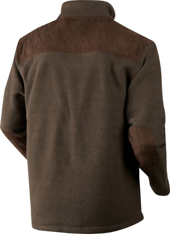 William II fleece - Moose Brown