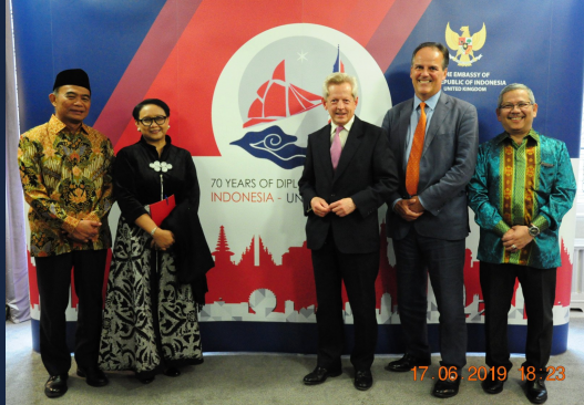 Indonesia & UK - An important 500 year relationship