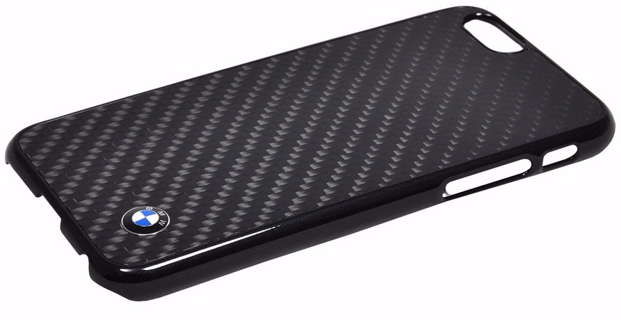 ... BMW iPhone 6/6S Real carbon fibre Hard Case Signature Collection