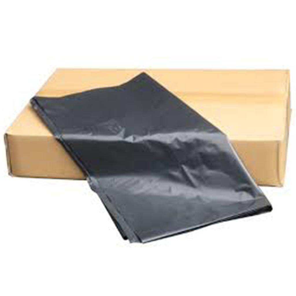 Black Medium Duty Refuse Sacks | 8kg Capacity | Box of 200 | BRS002