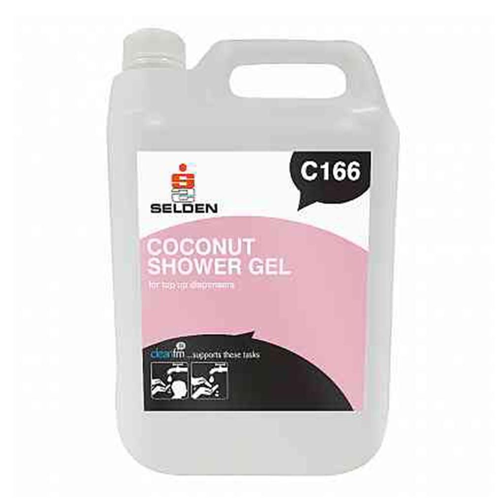 Selden | Coconut Shower Gel | 5 Litre | C166