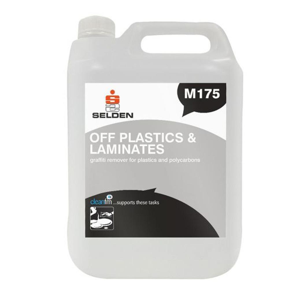 Selden | Off Plastics and Laminates | 5 Litre | M175