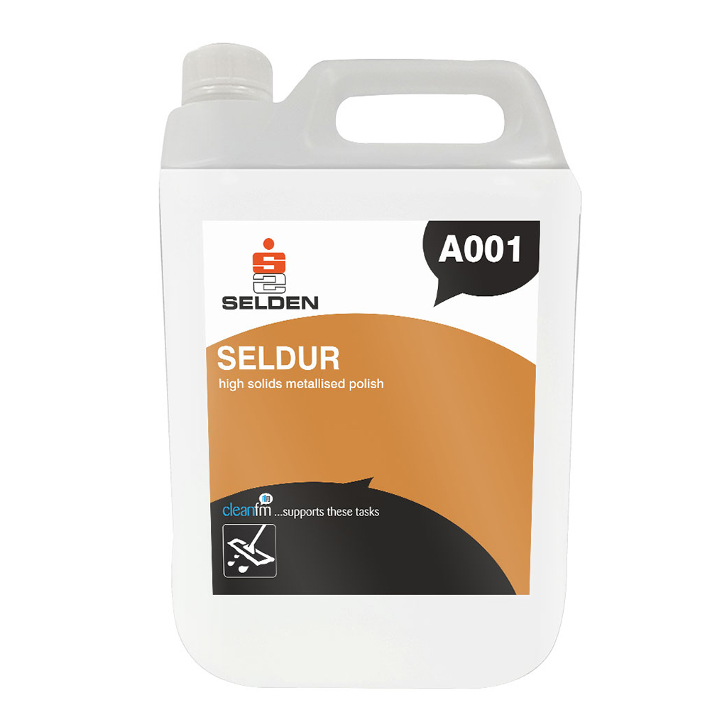 Selden | Seldur | Metallised Polish | 5 Litre | Case of 2 | A001
