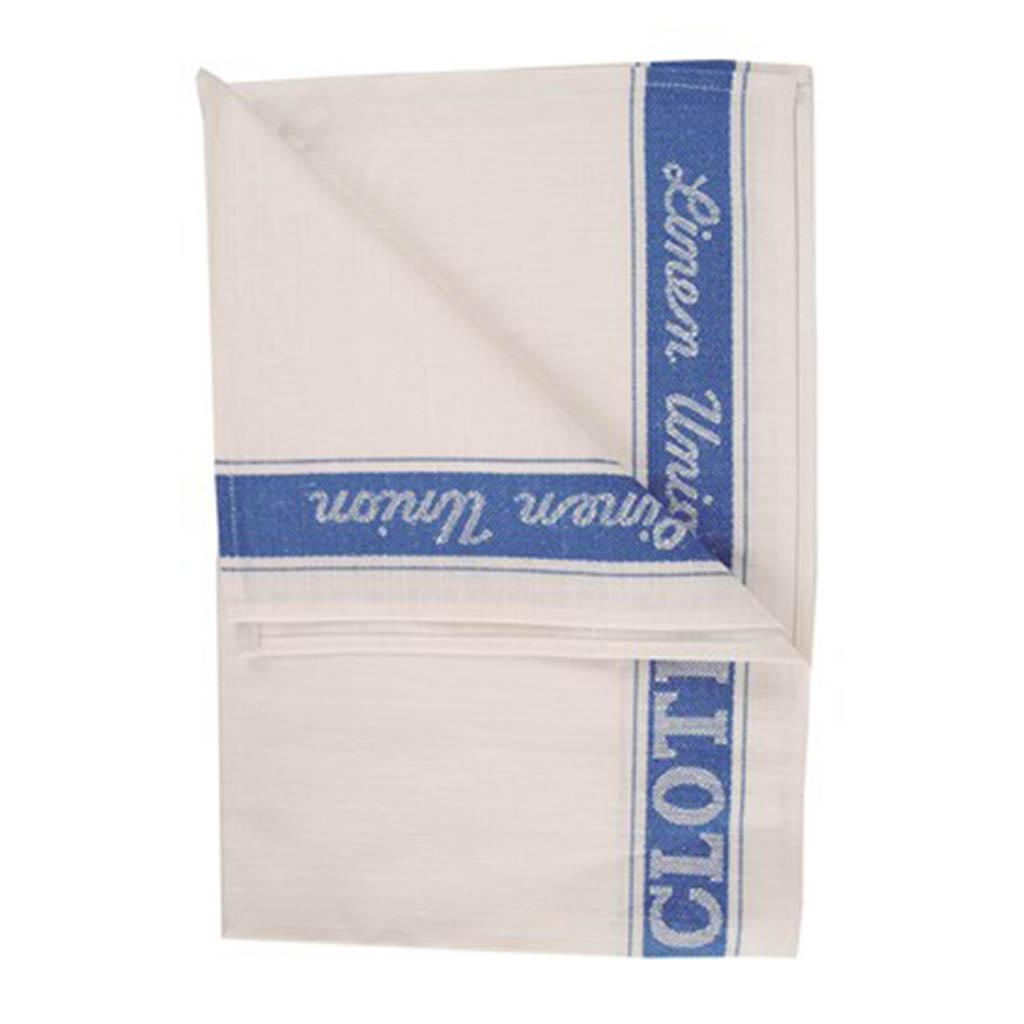 Robert Scott |  Linen Union Glass Cloths | 50cm x 76cm | Pack of 10