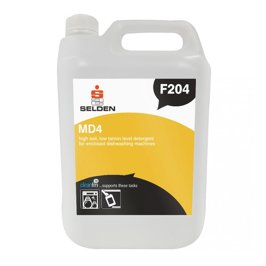Selden | MD4 | Advanced Dishwashing Detergent | F204