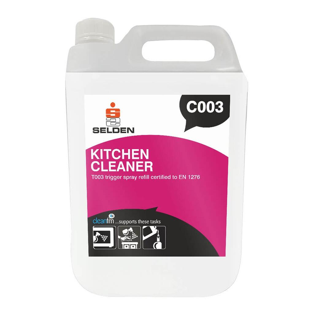 Selden | Kitchen Cleaner | 750ml | T003 | 5 Litre | C003