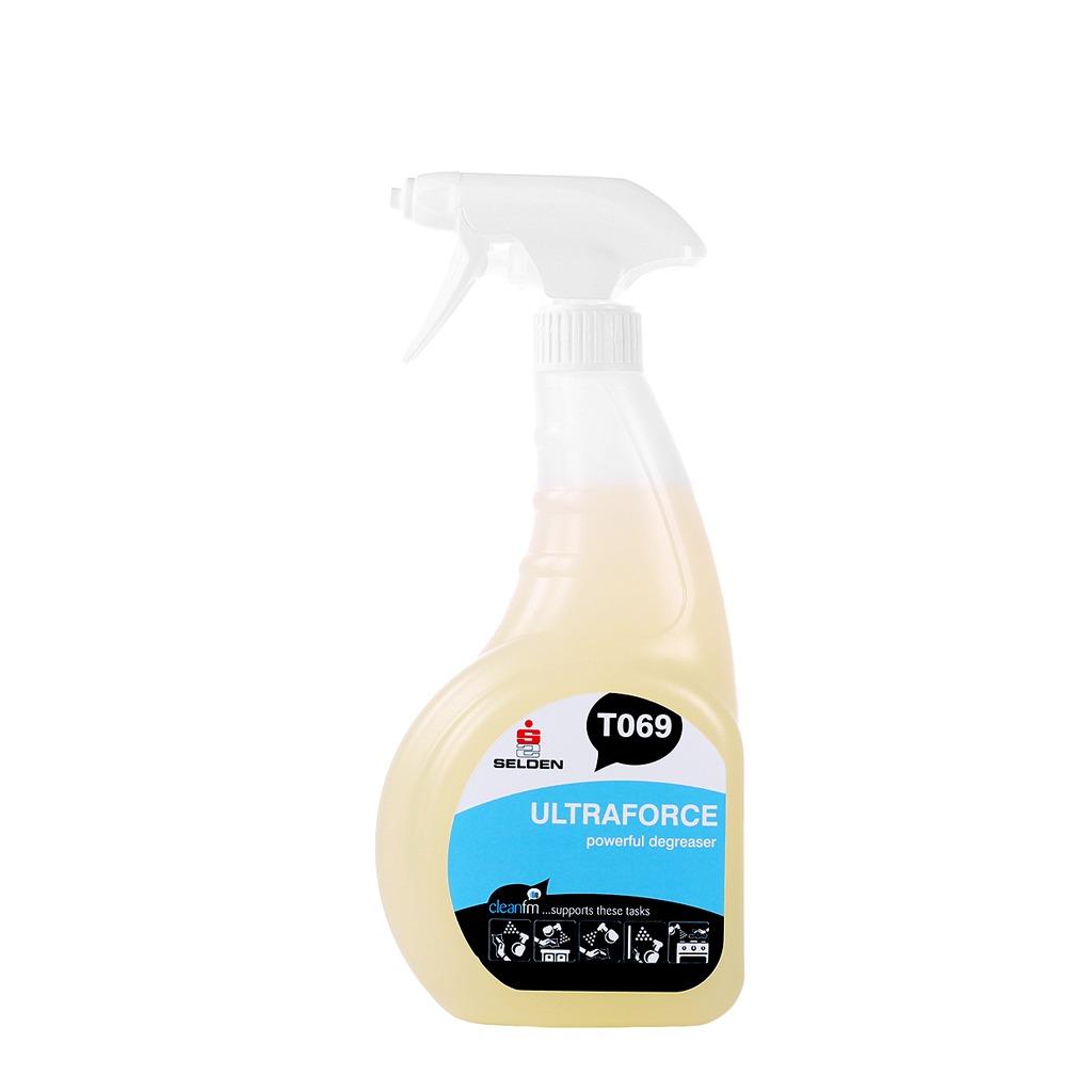 Selden | Ultraforce | Power Degreaser Spray | 750ml | T069