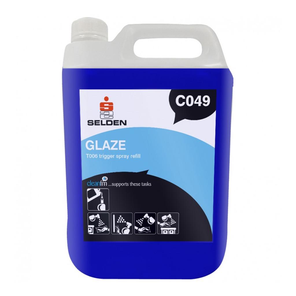 Selden | Glaze | Glass and V.D.U Cleaner
