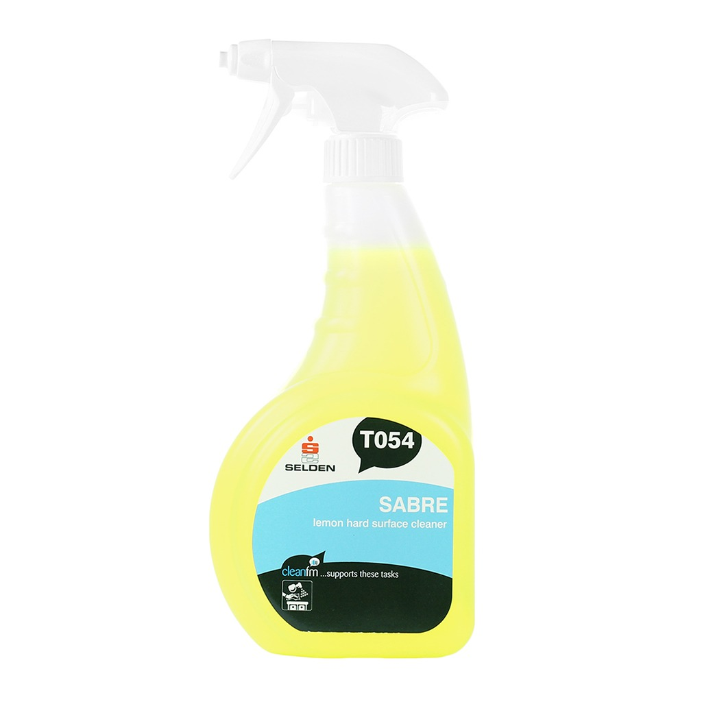 Selden | Sabre | Rapid Fragrant Cleaner | T054 | C054