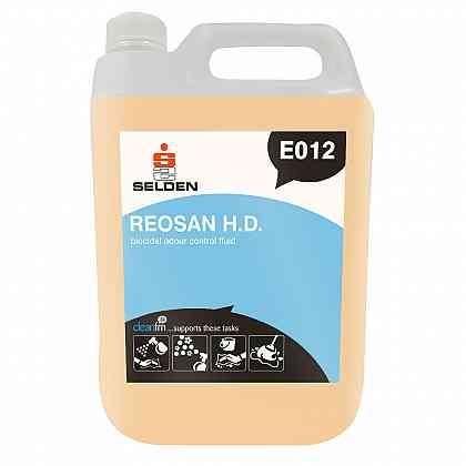Selden | Reosan H.D | Biocidal Odour Control Fluid | 5 Litre | E012